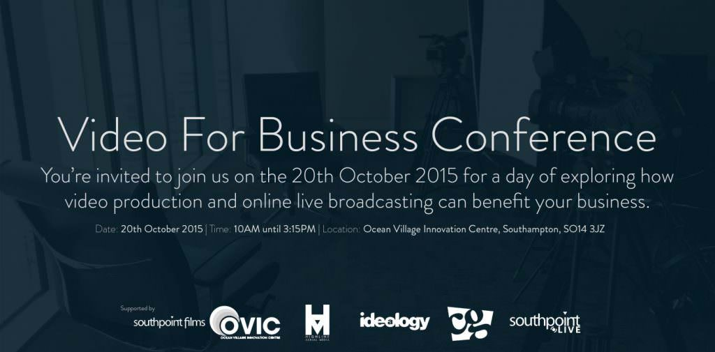 Video For Business Conference 2015