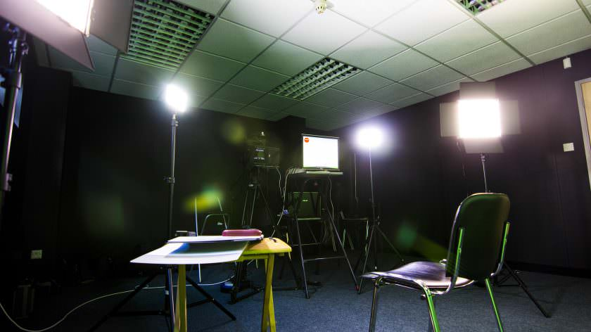Southpoint Films' New Studio In Totton, Southampton