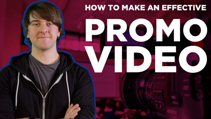 How to make an effective promo video