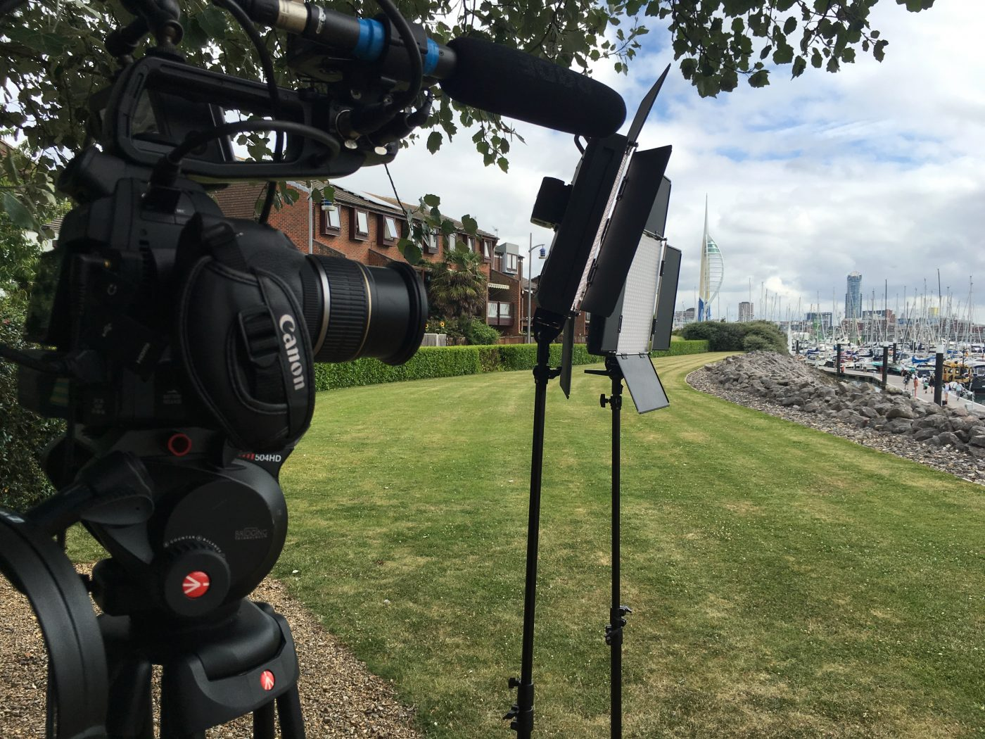 Portsmouth Video Production