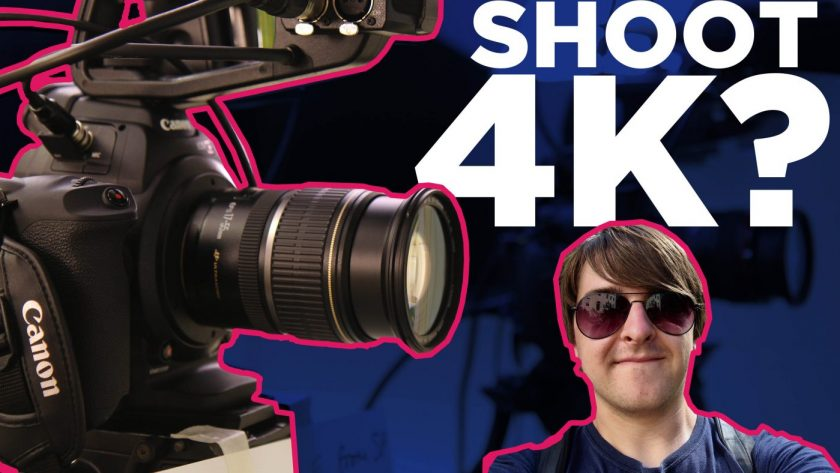 4K Video Blog (Thumbnail)