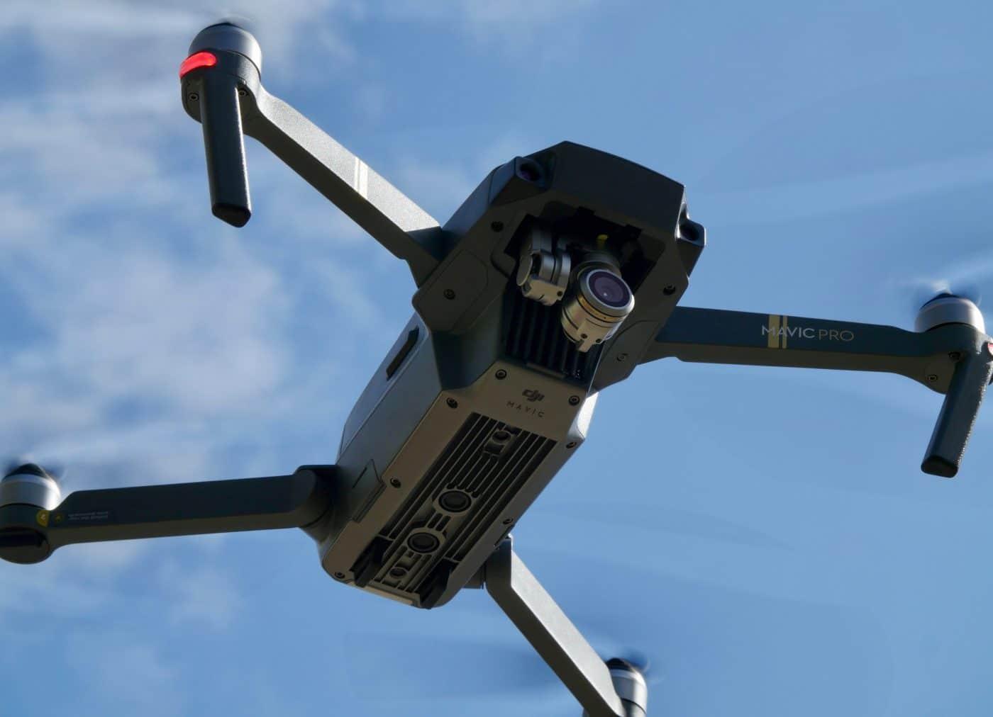 Aerial Videography Southampton