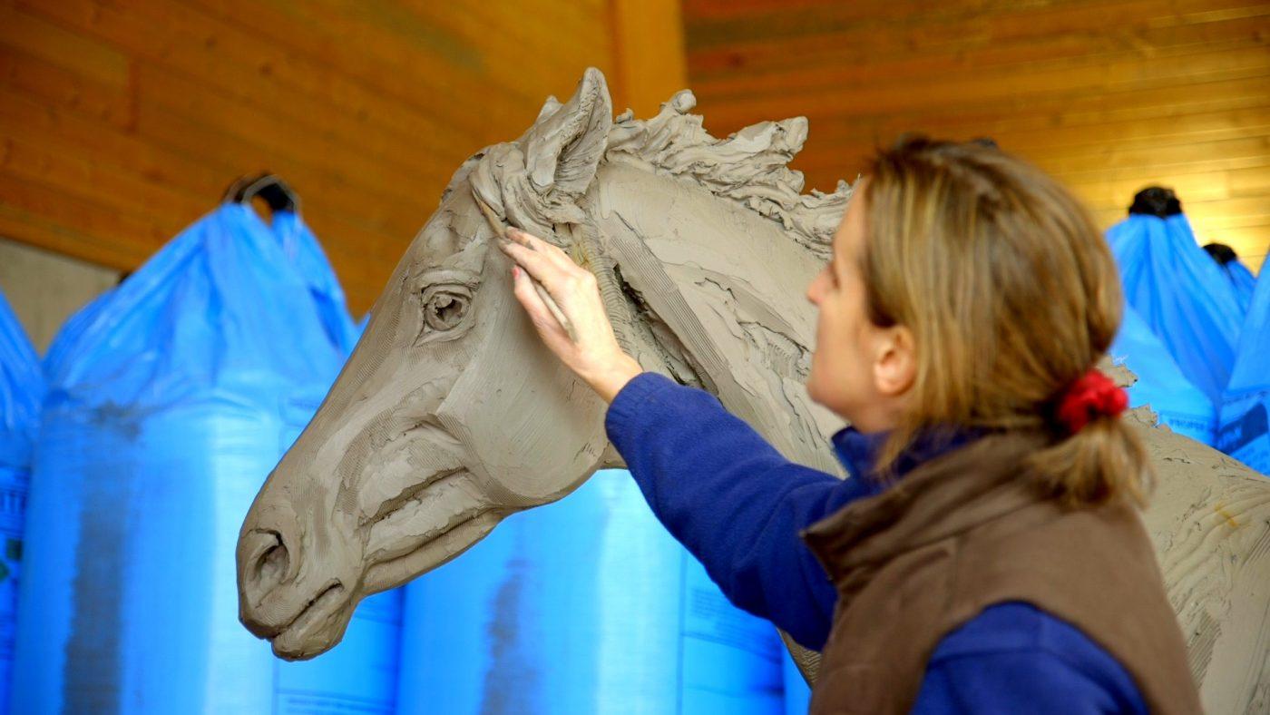 Amy Goodman Arborfield Horses