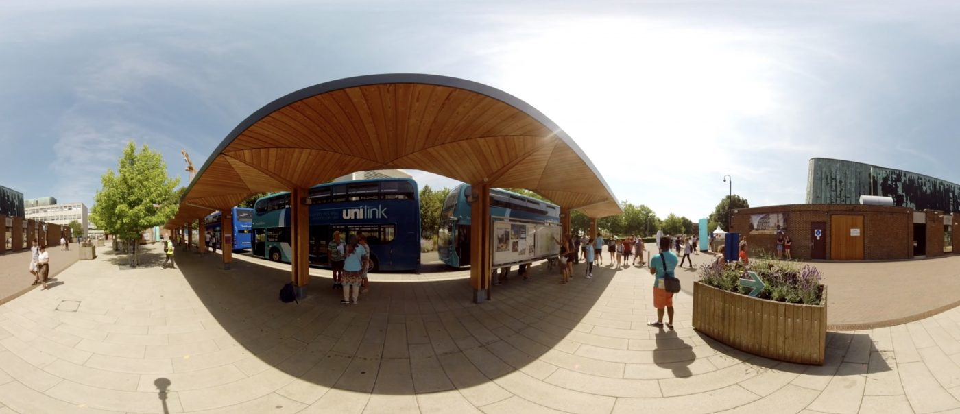 360° Virtual Open Day for University of Southampton