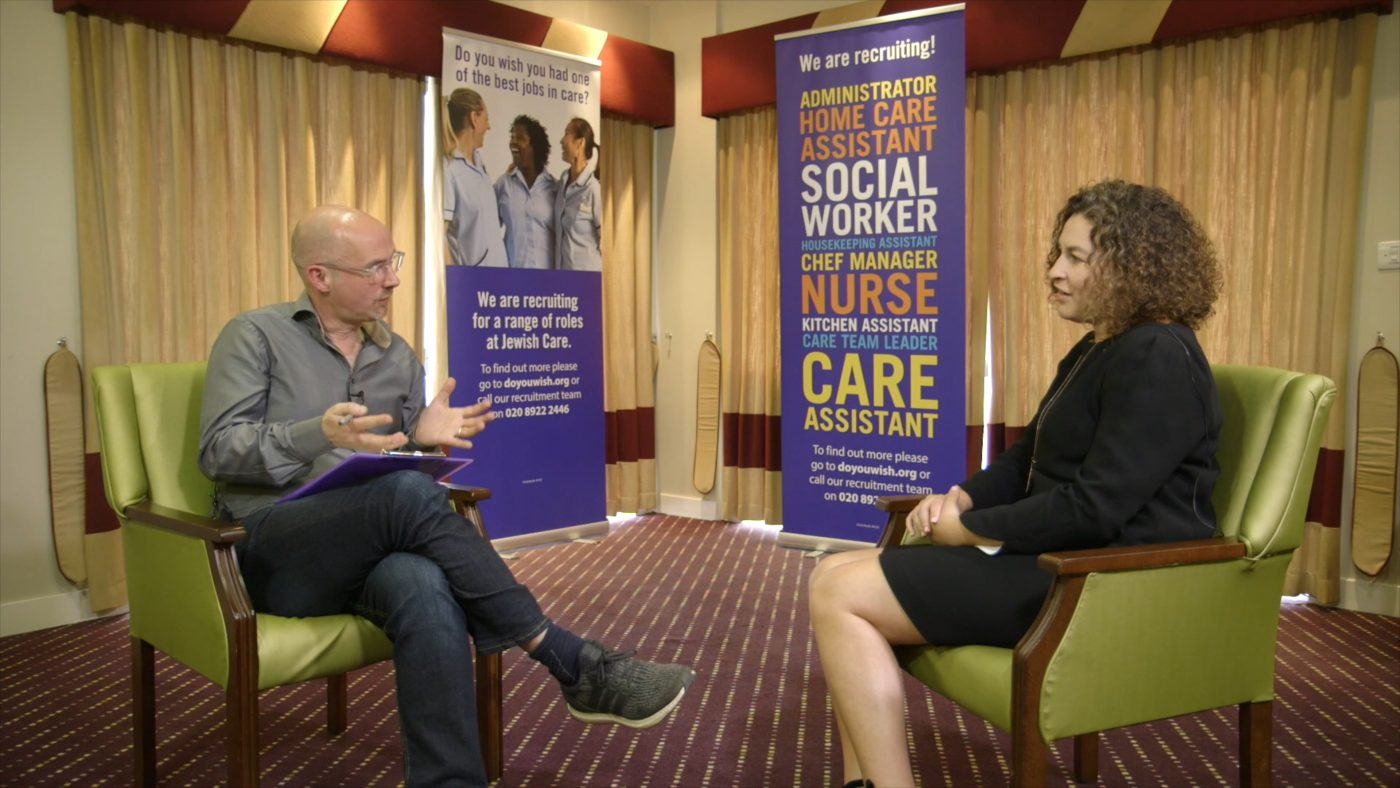 Interview Excerpt from Neil Eastwood's Care Recruitment Masterclass