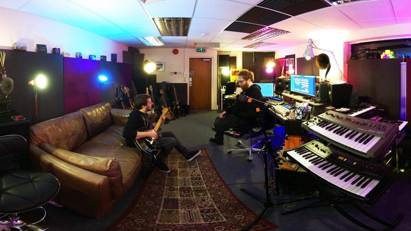 Blackhill Studios - 360° VR Studio Tour