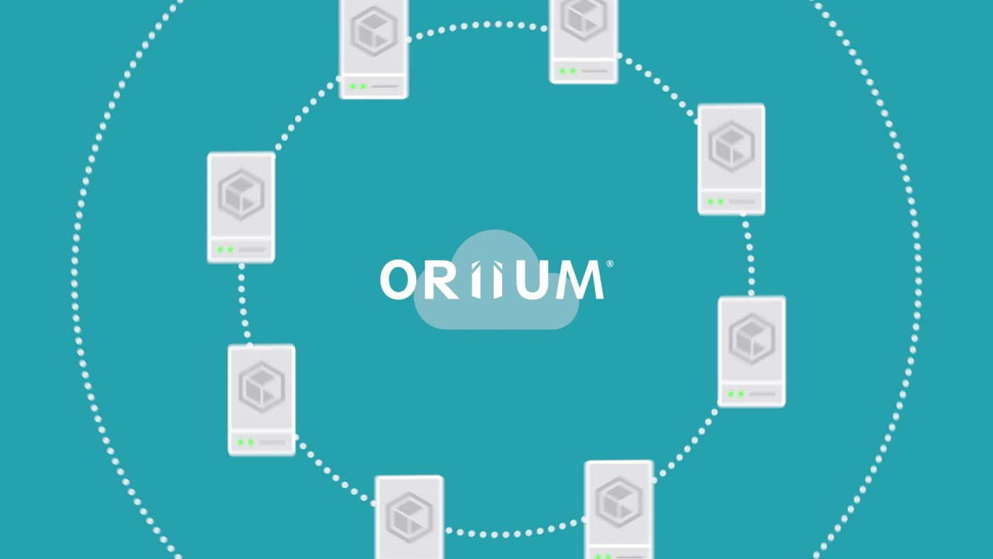 Oriium Cloud Store Animated Video
