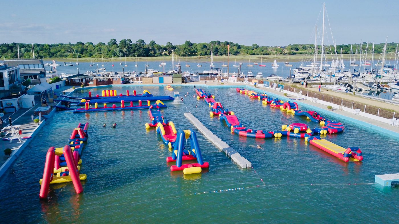 Lymington Sea Water Baths - Promotional Video
