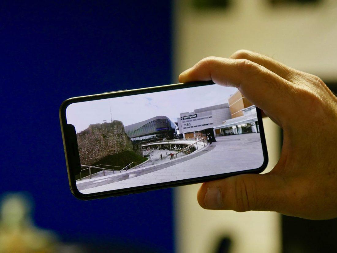VR on phone 4
