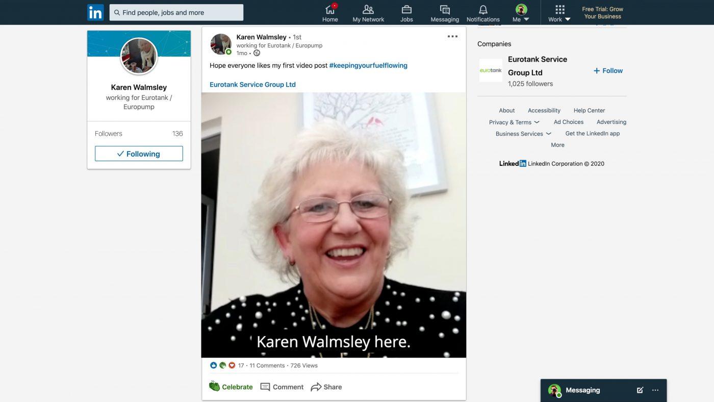 Europump - Webcam Video Coaching And Editing