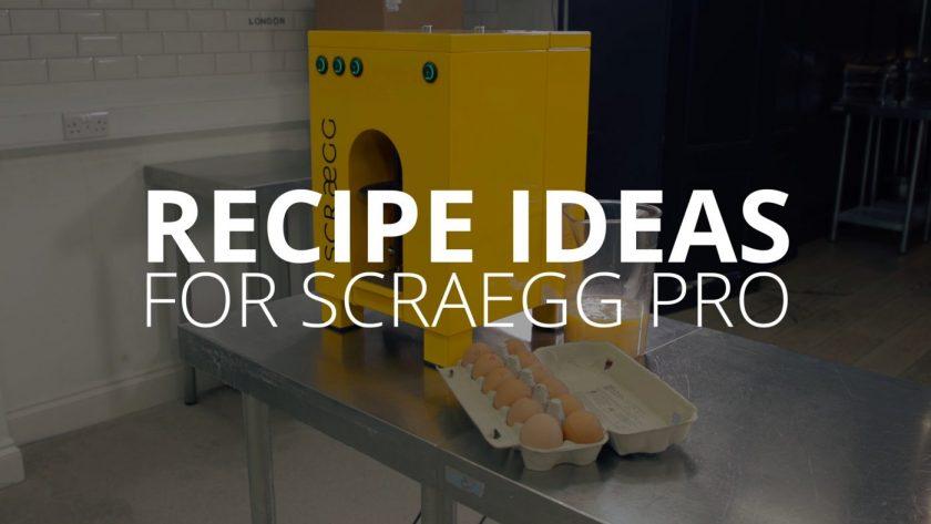 Eurofood - Scraegg Recipe Ideas Series