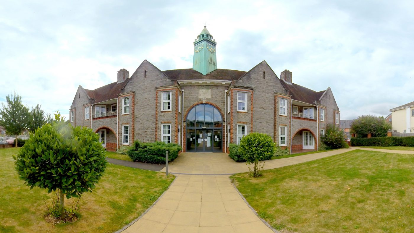 360° Virtual Almshouse Tour for Thorner's Homes, Southampton