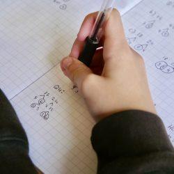 A Maths workbook
