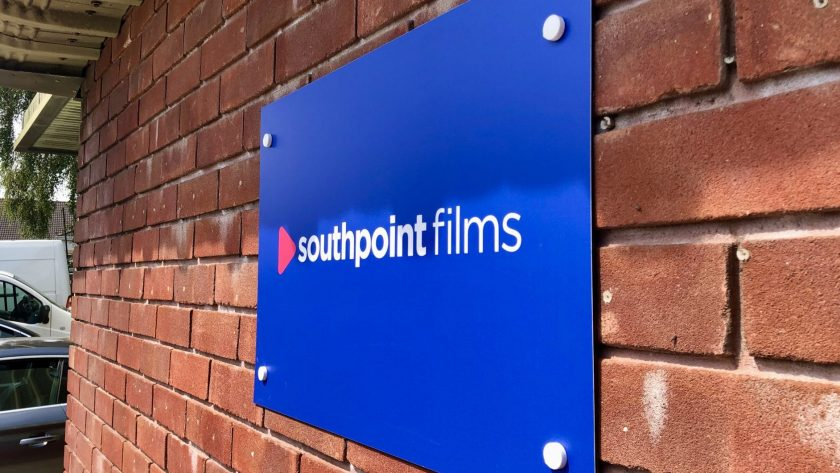 Southpoint Films Signage